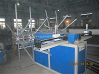 金塑HDPE硅芯管生产线