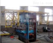 供应橡胶履带硫化机(图)