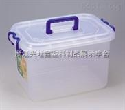 厂家直销 塑胶工具箱 塑胶手提箱 透明塑料箱