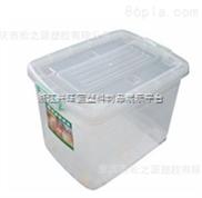 特价 国光透明整理箱收纳箱储物箱收纳盒有轮子储物柜透明塑料箱
