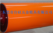 塑料压延机,淋膜机PVC透明膜用纳米液体硅胶镜面胶辊