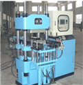 高精密自动平板硫化机
