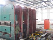 25MN橡胶输送带硫化机