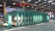 钢丝绳输送带硫化机,加长带修补钢丝绳输送带硫化机