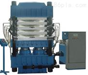 多层四柱硫化机,机械式双模硫化机,密封件硫化机