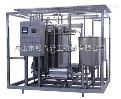果汁饮料生产线-产品报价-舟山市银奇轻工机械有限公