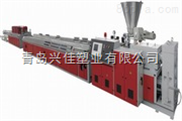 PVC、PE、PP木塑型材生产线