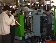 5加仑pc饮水桶通⊙用吹塑机