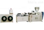 供應PVC、PE單壁塑料波紋管生產線設備
