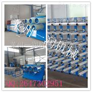 塑料PP拉丝机,尼龙绳拉丝机生产线