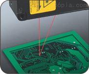 激光位移传感器CD5-LW25检测电路板传感器