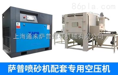 上海SAPU/萨普喷砂机配套专用空压机