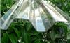 厂家直接 供应高强度透光透明塑料瓦 透明塑料瓦 彩色塑料瓦 塑料彩瓦 金属塑料瓦
