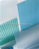 中空板印刷、仿古塑料瓦、中空板丝网印刷加工 pe万通板 透明塑料瓦 塑料瓦楞板